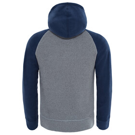 The North Face Glacier sweater Kinderen grijs/blauw